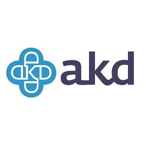 AKD NV Logo